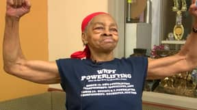 82-Year-Old Bodybuilding Grandma Beats Up 29-Year-Old Burglar With A Table
