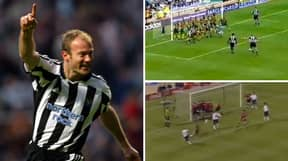 Alan Shearer Was The King Of The Indirect Free Kick Inside The Box