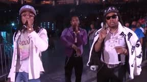 Boxing Fans Roast Migos For One Of The Most Awkward Ring Walks You'll Ever See