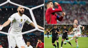 France, Germany And Portugal Progress To Last 16 As Hungary Are Dumped Out Of Euro 2020