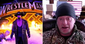 The Undertaker Is Offering Up Incredible Make-A-Wish WWE Ring Entrance