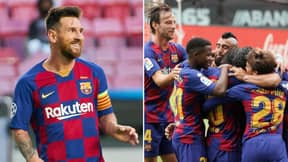 Only Two Barcelona Players Are Pushing For Lionel Messi To Stay At The Club
