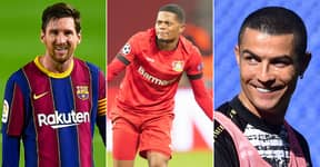 Leon Bailey Insists Son's Unique Name Is Not To Do With Lionel Messi And Cristiano Ronaldo