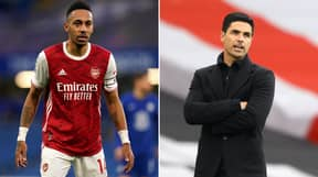 Arsenal Will Listen To Transfer Offers For TEN Players Including Aubameyang