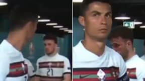 Cristiano Ronaldo Accused Of Being A 'Bad Captain' For His Angry Reaction To Diogo Jota