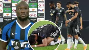 Romelu Lukaku's Classy Response When Asked About Manchester United's Defeat To Sevilla