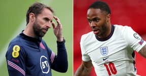 Raheem Sterling Set To Be Given Shock England Start By Gareth Soutgate Against Croatia