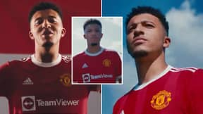 Jadon Sancho Brutally Trolls Manchester City After Joining Manchester United With Nine-Word Statement