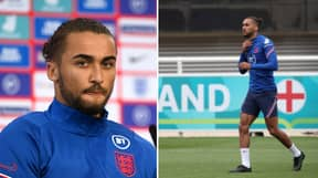 Dominic Calvert-Lewin Said To Be 'Disappointed' To Be Left Out Of England Squad For Germany Game