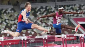 Olympic 400m Hurdles Race Shrouded In Controversy Over 'Super Spikes' Which Are Like 'Trampolines'