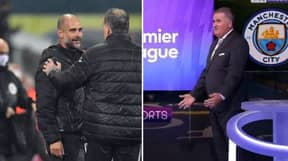 Richard Keys Thinks Pep Guardiola Should Hire Sam Allardyce