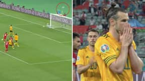 Gareth Bale Skies Penalty vs Turkey With One Of The Worst Spot-Kicks Of The Season