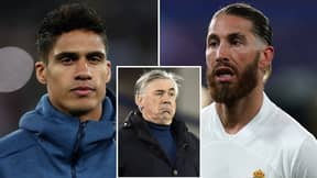 Real Madrid's Four-Man Captain List Revealed After Sergio Ramos And Raphael Varane Transfers