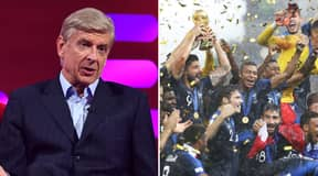 Arsene Wenger Backs Plans For A World Cup Every Two Years