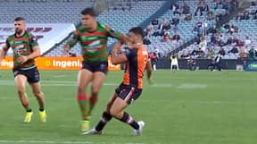 Latrell Mitchell Facing Four-Week NRL Ban For High Elbow On Opponent