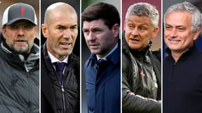 The Top 50 Managers In World Football Right Now Have Been Named And Ranked