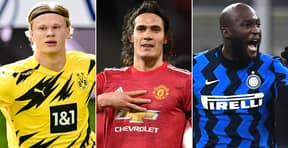The Best Strikers In The World Have Been Named And Ranked