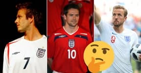 QUIZ: Can You Match The England Shirt With Its Major Tournament?