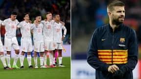 Gerard Pique's Honest Verdict To Spain's Penalty Shootout Defeat To Italy In Euro 2020 Semi-Final