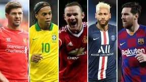 The 50 Most Overrated Footballers Of All Time Have Been Named And Ranked By Fans
