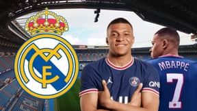Kylian Mbappe 'Promised' A Huge Eight-Digit Signing Bonus By Real Madrid On One Condition
