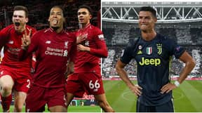 Liverpool Defenders Have Contributed To 38 Goals This Season