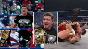 17 Years Ago Today: Eddie Guerrero Defeated Brock Lesnar To Become WWE Champion