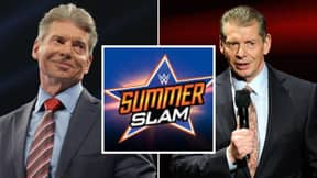 WWE Chairman Vince McMahon Has An Outrageous Idea For The Venue Of SummerSlam