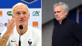 Didier Deschamps Hits Back At Jose Mourinho Over Euro 2020 Prediction