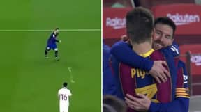 Lionel Messi's Celebration For Barcelona's Equaliser Shows How Much The Club Still Means To Him