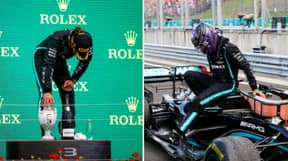 Lewis Hamilton Reveals Worries Over Long Covid After Feeling Dizziness