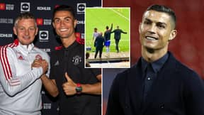 Cristiano Ronaldo 'Will Be Manchester United Manager In 18 Months'