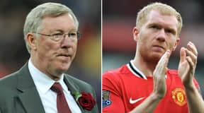 Paul Scholes Reveals The Manchester United Players Who 'Loved' To Argue With Sir Alex Ferguson