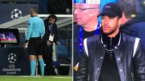 Neymar Criticises VAR Officials On Social Media Over Award Of Penalty