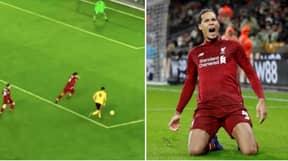 The Last Premier League Player To Dribble Past Virgil Van Dijk