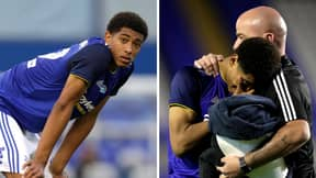 Birmingham City Have Retired Jude Bellingham's Shirt Number, He's Only 17-Years-Old