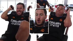 Real Madrid's Bizarre Gym Sessions Have Gone Viral - Their Horrific Injury Record Makes Sense