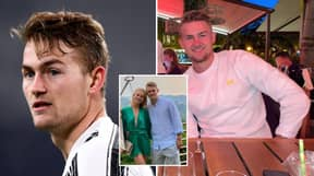 People At Juventus Laugh At Matthijs De Ligt Because He Doesn't Wear Designer Clothes
