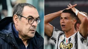 Juventus Have Sacked Maurizio Sarri After Champions League Exit