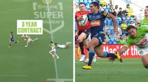 Canberra Raiders Release Genius Video To Announce The Signing Of Jamal Fogarty