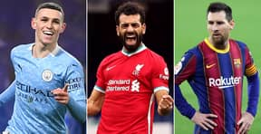 The Top 10 Forwards In World Football Have Been Named And Ranked