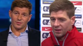 Someone Has Made A Compilation Of Steven Gerrard Saying, 'Yeah Course' In Interviews