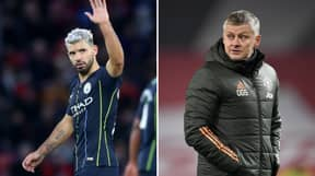 Manchester United Make Contact With Sergio Aguero Over Move
