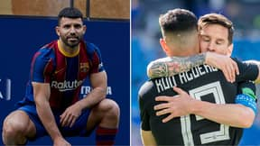 Sergio Agüero Rejected Move To European Giants TWICE Because He Wanted To Play With Lionel Messi