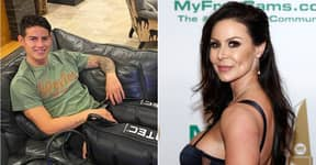 Porn Star Wishes James Rodriguez Well As He Recovers From Testicle Injury