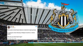 """Fans Think They Already Know Who Newcastle's First """"Big Name Signing"""" Will Be Under New Owners"""