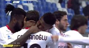 AC Milan Score Fastest Goal In Serie A History