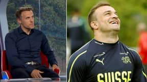 People Are Confused About What Phil Neville Has Said About Xherdan Shaqiri