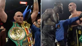 'Optimism' Over Tyson Fury Vs Deontay Wilder Trilogy Fight December Date