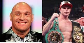Tyson Fury Makes Bizarre Claim That His Brother Is Bigger Draw Than Canelo Alvarez